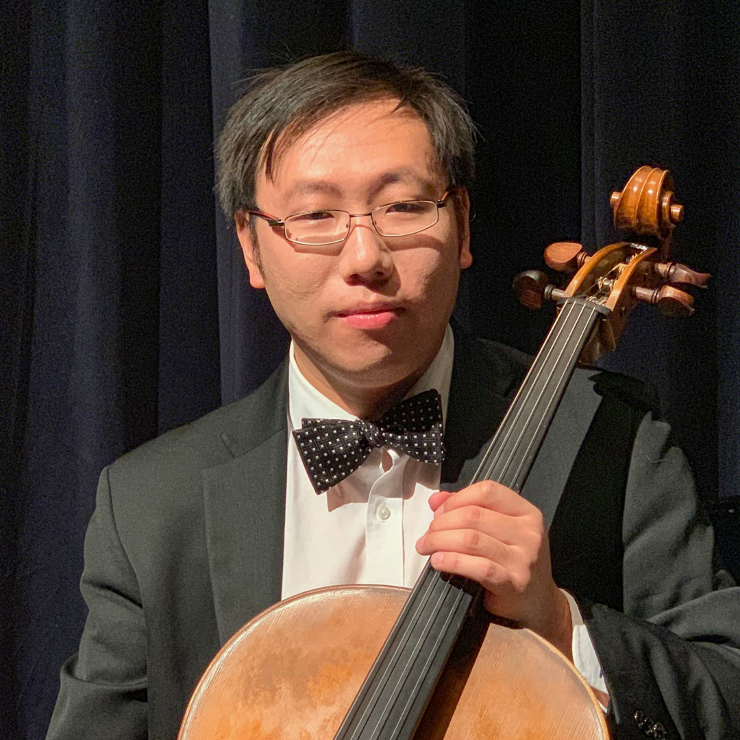 private lessons with James Jiang